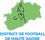 DISTRICT DE FOOTBALL DE HAUTE-SAONE